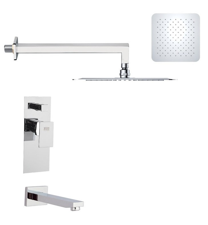 Nameeks TSF2277 Remer Tub and Shower Faucet