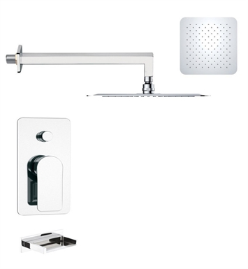 Nameeks TSF2278 Remer Tub and Shower Faucet