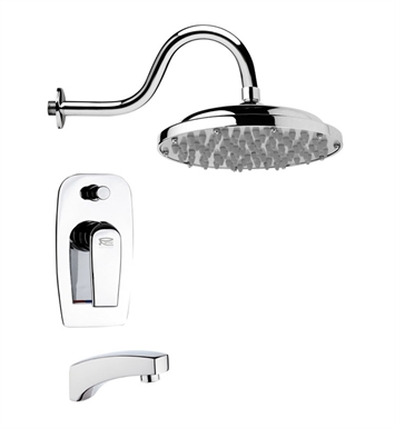 Nameeks TSF2286 Remer Tub and Shower Faucet
