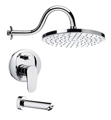 Nameeks TSF2291 Remer Tub and Shower Faucet