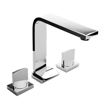 "Graff G-3610-C14 Targa 7 1/2"" Double Handle Widespread Bathroom Sink Faucet"