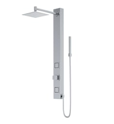 "Vigo VG08014 39 3/8"" Orchid Retro-Fit Shower Panel"