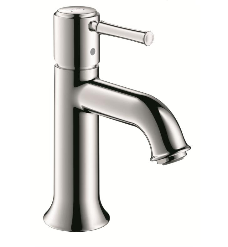 s drain faucets hole bathroom hansgrohe chrome included faucet single shop talis watersense pd handle