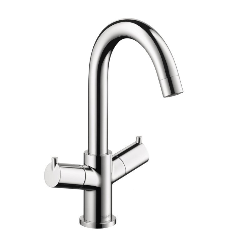 Hansgrohe 32030 Talis S Single Hole 2 Handle Faucet