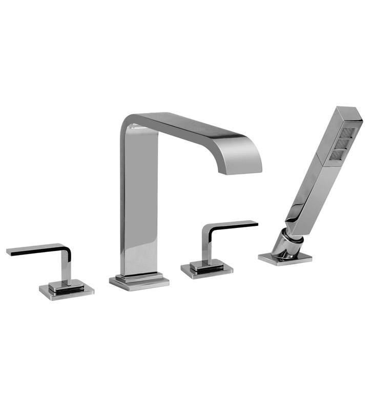 Graff G-2356-LM40 Immersion Roman Tub Faucet Set with LM40 Handle