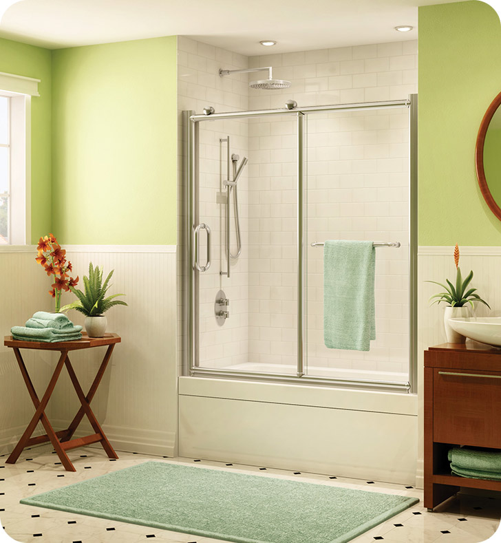 Fleurco FRM2-260 Forte Roma Tub Door and Panel