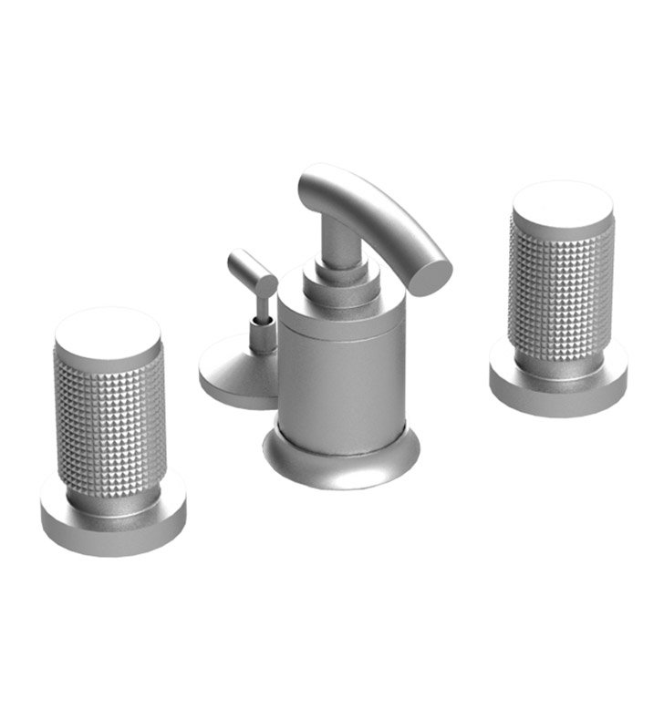 Rubinet 6CHOLPNPN H2O Bidet Fittings with Spray, Diverter with Built-In Vacuum Breaker & Pop-Up Assembly With Finish: Main Finish: Polished Nickel | Accent Finish: Polished Nickel