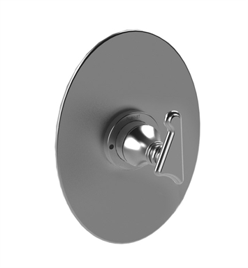 Rubinet 4YJSLSNCH Jasmin Pressure Balance Valve Only with Stops With Finish: Main Finish: Satin Nickel | Accent Finish: Chrome