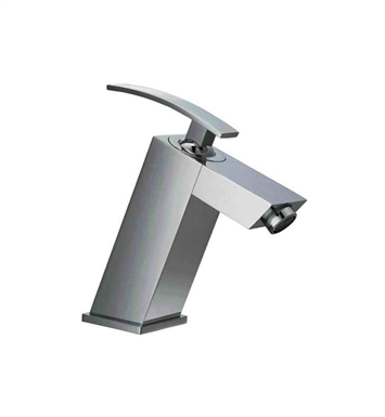 ALFI Brand AB1628-BN Brushed Nickel Single Lever Bathroom Faucet