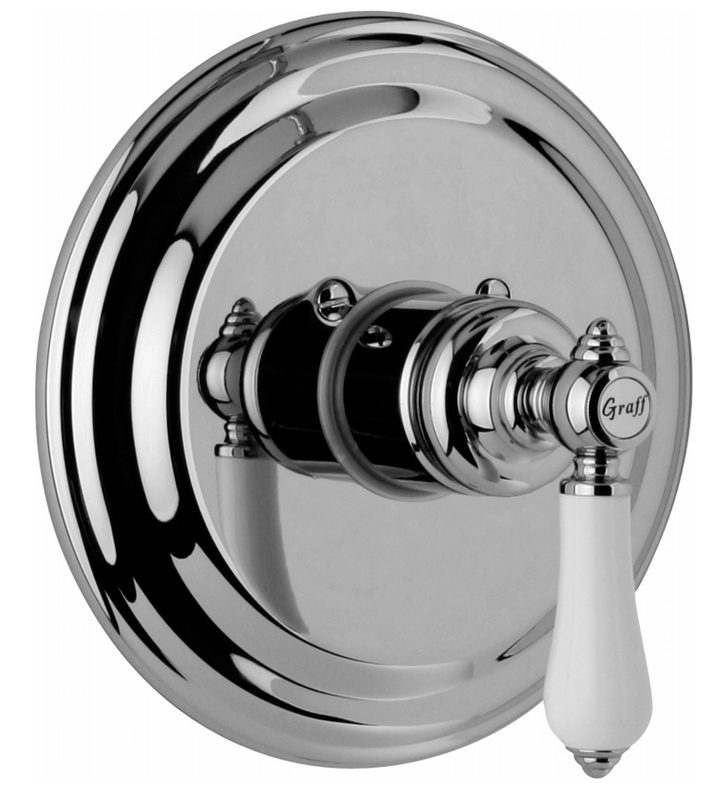 Graff G-8030-LC1S Thermostatic Valve Trim with Handle