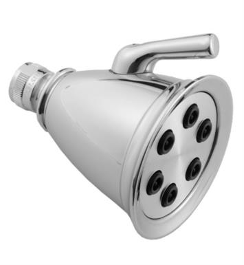 "Jaclo B738-SC Retro 3"" Wall/Ceiling Mount Multi-Function Showerhead With Finish: Satin Chrome And Flow Rate: 2.5 GMP"