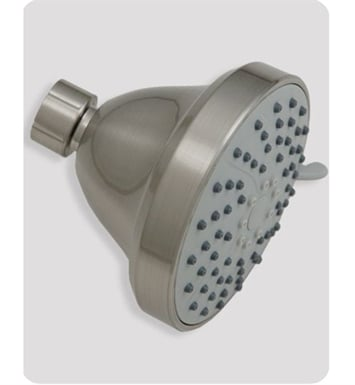Jaclo S163-SN Showerall 4 Function Showerhead with JX7 Technology With Finish: Satin Nickel
