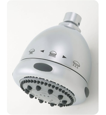 Jaclo S149-PN Frescia Rondo Multifunction Showerhead with Nebulizing Mist With Finish: Polished Nickel