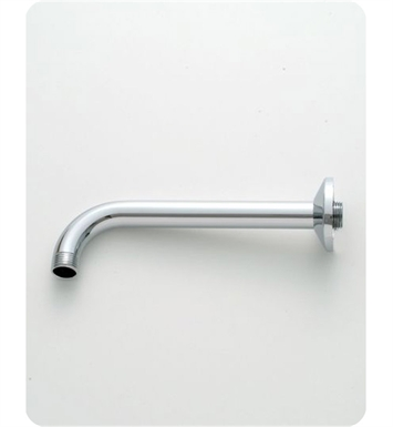 Jaclo 8040-PN Decorative 90° Showerarm with Escutcheon With Finish: Polished Nickel