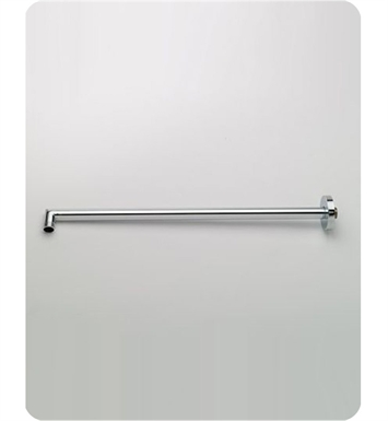 Jaclo 8072-PB Decorative 90° Showerarm with Sliding Escutcheon With Finish: Polished Brass