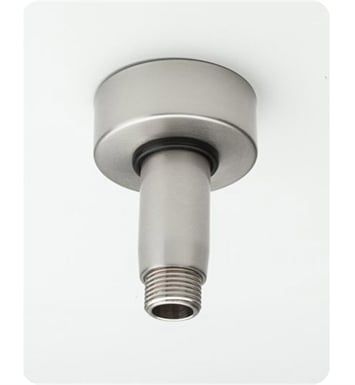 Jaclo 8078-BU Decorative Ceiling Showerarm with Escutcheon With Finish: Bronze Umber