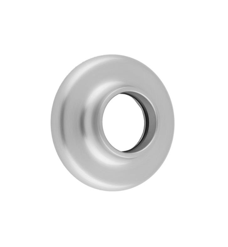 "Jaclo 6014-WH 2 1/2"" Decorative Round Escutcheon With Finish: White"