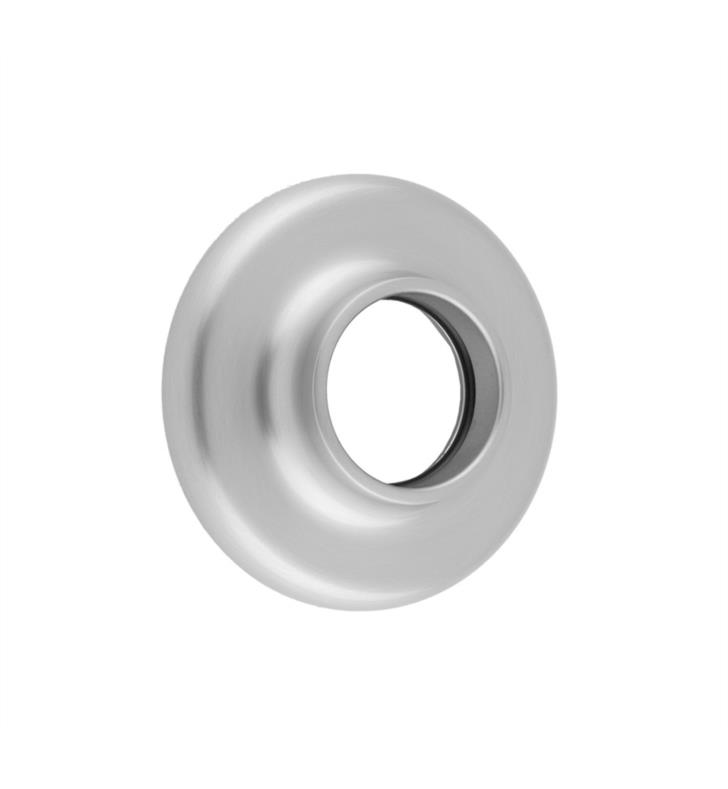 "Jaclo 6014-PN 2 1/2"" Decorative Round Escutcheon With Finish: Polished Nickel"