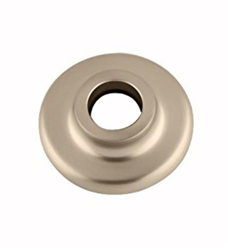 "Jaclo 6010-WH 2 1/2"" Round Multi-fit Escutcheon With Finish: White"