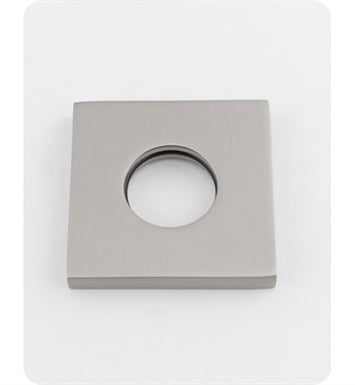 "Jaclo 6007-SDB  ½"" Multifit Contemporary Square Escutcheon With Finish: Sedona Beige And Accessories and Parts: Jaclo 8041 Classic Style 60° Showerarm"