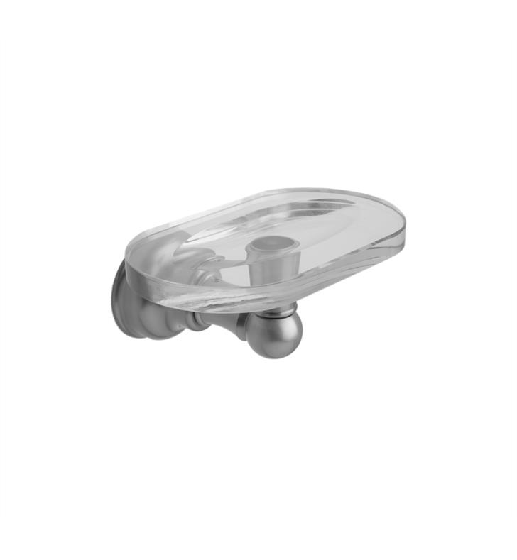 "Jaclo 4840-SD-SN Jaylen 6"" Wall Mount Soap Dish With Finish: Satin Nickel"