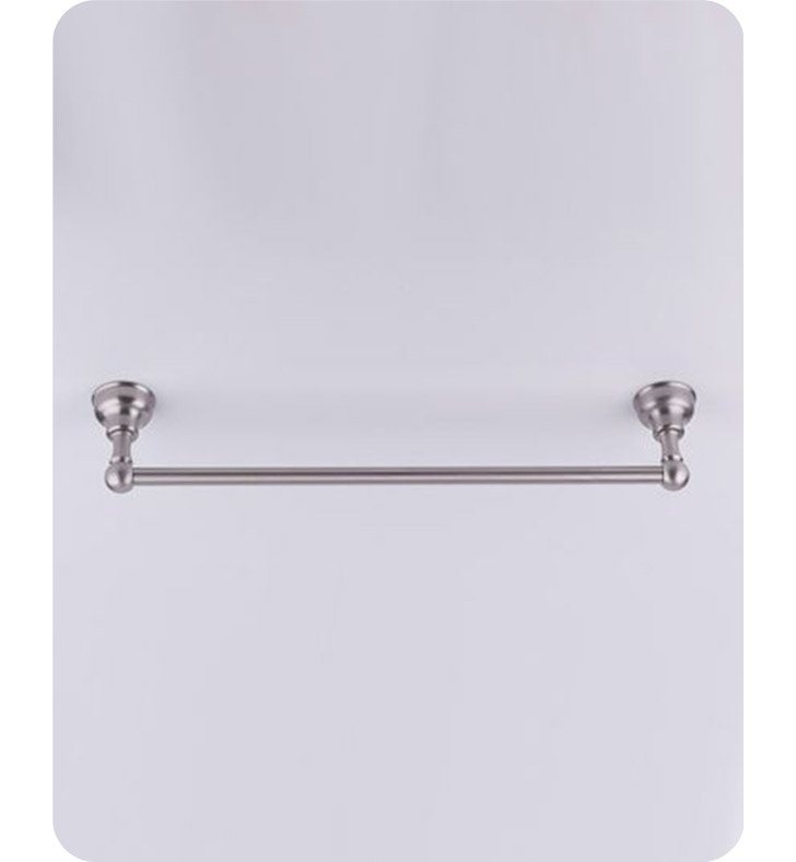 Jaclo 4840-TB-18-SN Jaylen Towel Bar With Finish: Satin Nickel