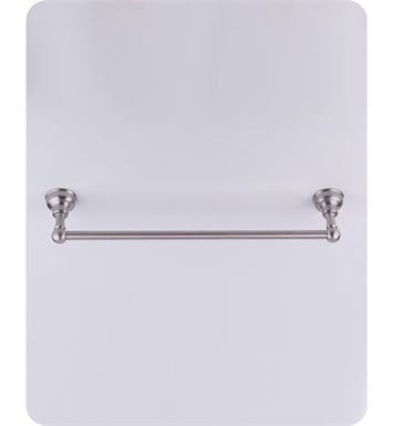 Jaclo 4840-TB-18-SB Jaylen Towel Bar With Finish: Satin Brass