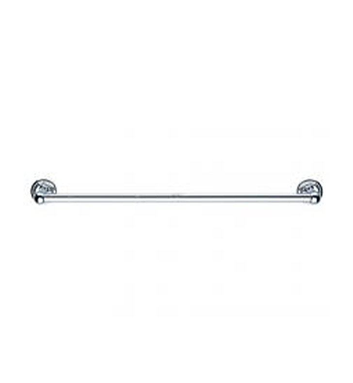Keuco 02101 Astor Towel Rail in Chrome