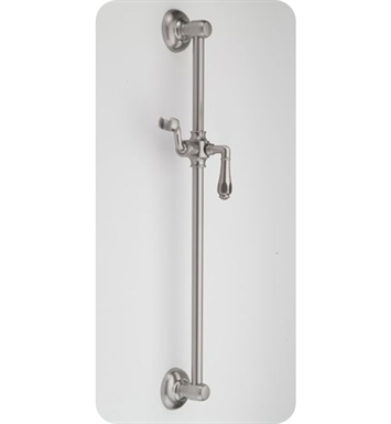 Jaclo 7424-PN Retro Wall Bar With Finish: Polished Nickel