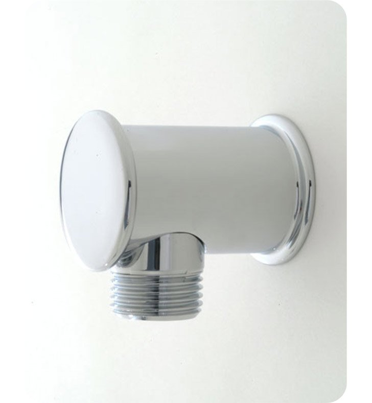 Jaclo 6485-SC Deluxe Water Supply Elbow With Finish: Satin Chrome