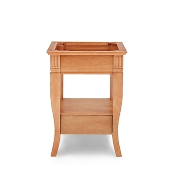 "Ryvyr V-COLORADO-24MP COLORADO 24"" Modern Bathroom Vanity in Maple Finish"