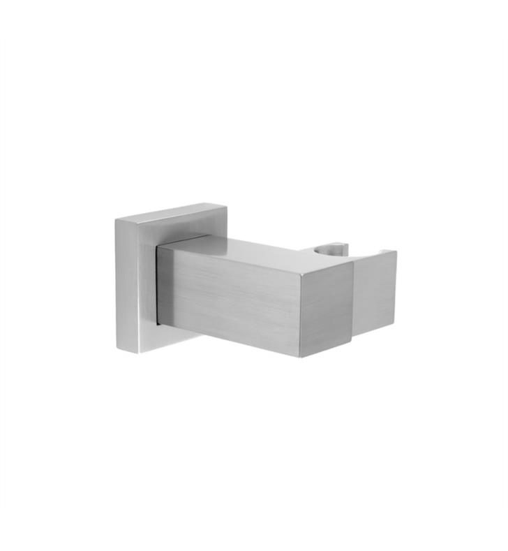 "Jaclo 8752-SN Cubix 2"" Adjustable Wall Mount Bracket for Handshower With Finish: Satin Nickel"