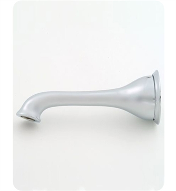 Jaclo 2023-SC Decorative Tub Spout With Finish: Satin Chrome