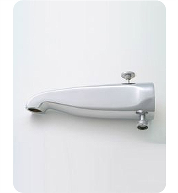 Jaclo 2010-JG Decorative Tub Spout with Diverter & Handshower Outlet With Finish: Jewelers Gold