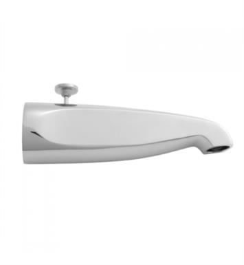 "Jaclo 2011-SDB 8 1/2"" Wall Mount Reach Brass Diverter Tub Spout With Finish: Sedona Beige"