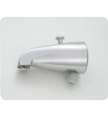 Jaclo 2006 Decorative Tub Spout with Diverter & Handshower Outlet