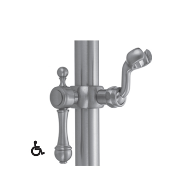 Jaclo SL92-CB Roaring 20's Sliding Handshower Mount for Luxury Grab Bars With Finish: Caramel Bronze