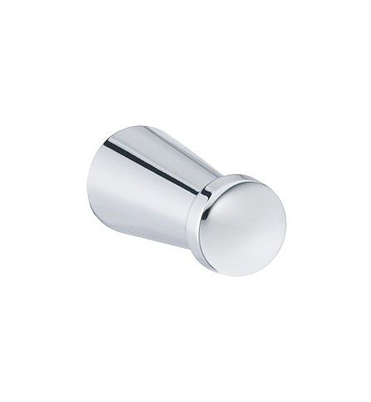Keuco 02714010000 City 2 Towel Hook in Chrome