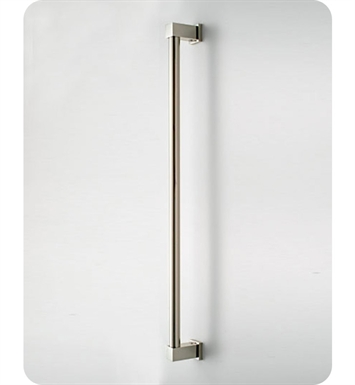 Jaclo 4318-PB Cubix Luxury Grab Bar With Finish: Polished Brass