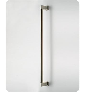 Jaclo 4348-ORB Cubix Luxury Grab Bar With Finish: Oil Rubbed Bronze