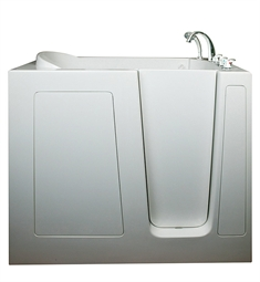 Ella 30550 Deep 46 inch High Walk In Bathtub