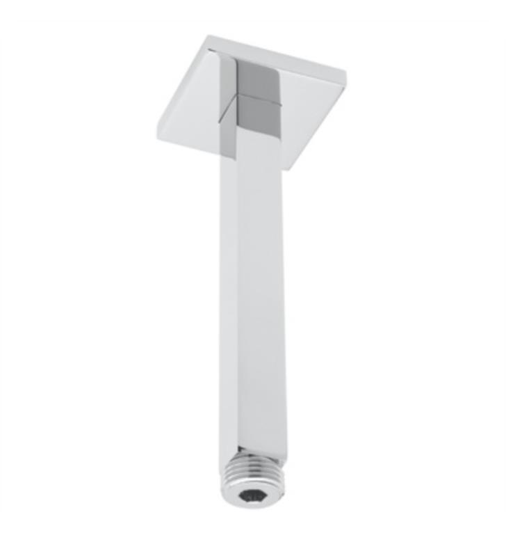 "Rohl 1510-6 6 3/8"" Modern Square Ceiling Mount Shower Arm"