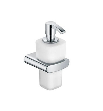 Keuco 11653019000 Elegance Foam Soap Dispenser in Chrome