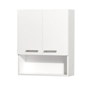 [DISABLED]Centra Wall Cabinet by Wyndham Collection in White
