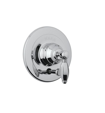 Rohl A2400LH-PN Viaggio Pressure Balance Trim With Diverter With Finish: Polished Nickel And Handles: Metal Lever Handles