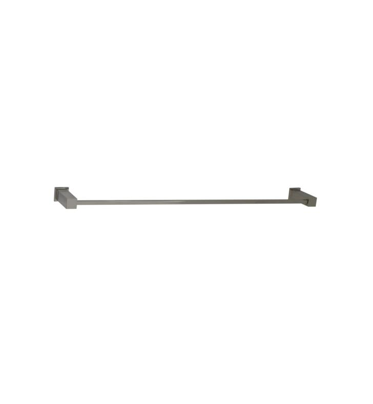 "Santec 2861EM70 24"" Towel Bar With Finish: Polished Nickel <strong>(USUALLY SHIPS IN 2-3 WEEKS)</strong>"