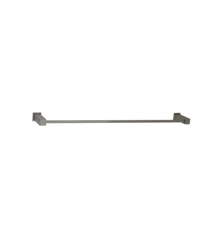 "Santec 2861EM14 24"" Towel Bar With Finish: Gunmetal Grey <strong>(USUALLY SHIPS IN 4-5 WEEKS)</strong>"