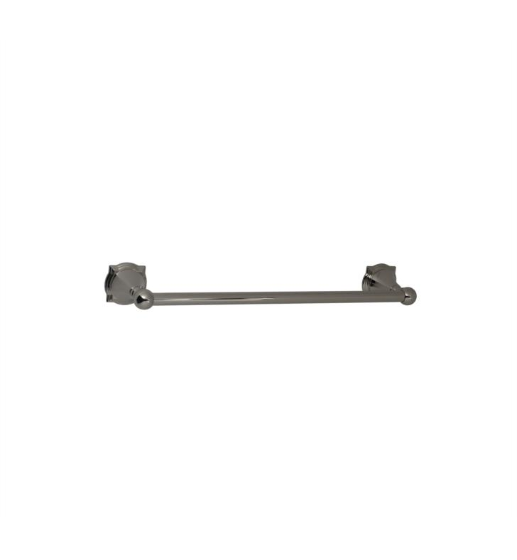 "Santec 4662BR38 Baroque 18"" Towel Bar With Finish: Antique Copper <strong>(USUALLY SHIPS IN 4-5 WEEKS)</strong>"