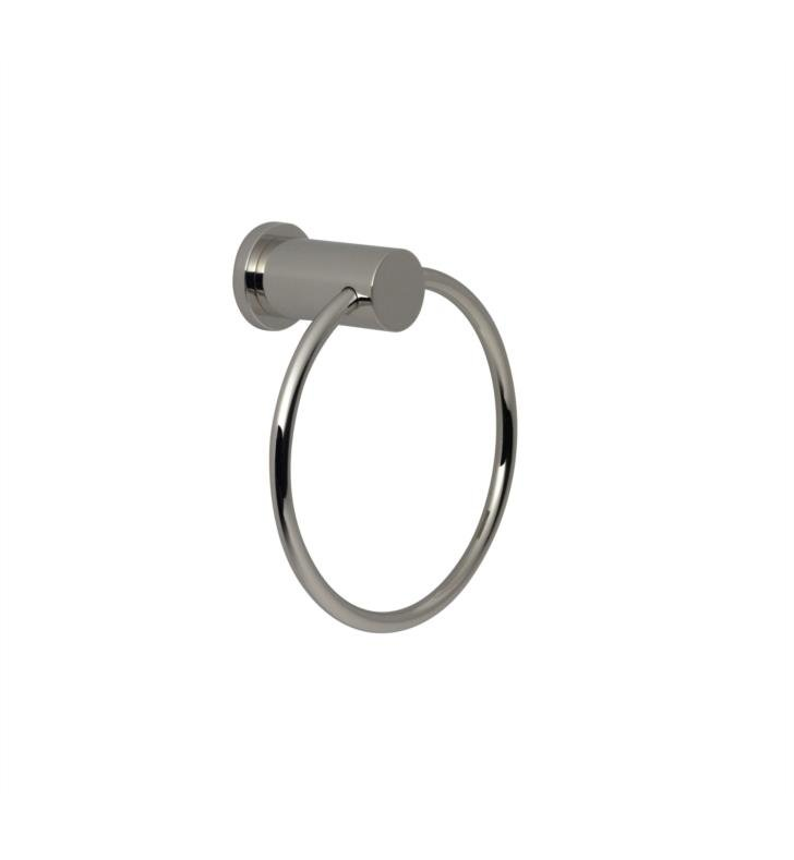 Santec 2664EA70 Towel Ring With Finish: Polished Nickel <strong>(USUALLY SHIPS IN 2-3 WEEKS)</strong>