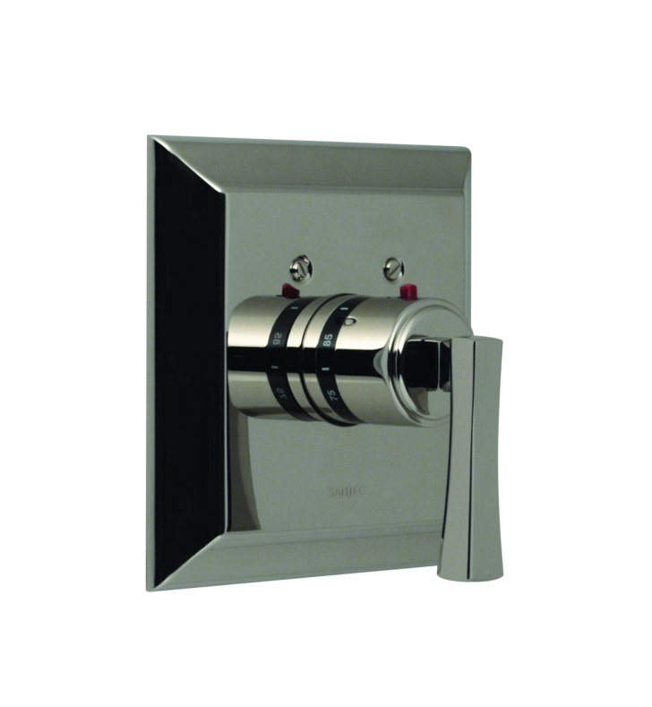 Santec 7093ED Edo ED Style Thermostatic Control Handle with Trim Plate